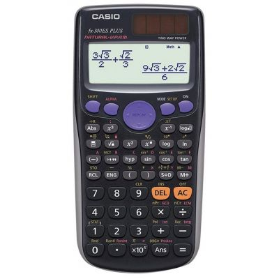 Calculatrice scientifique FX-300ES PLUS de Casio