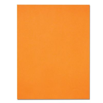 Papier de couleur vive Hots®, 8½ x 11, 24 lb, orange