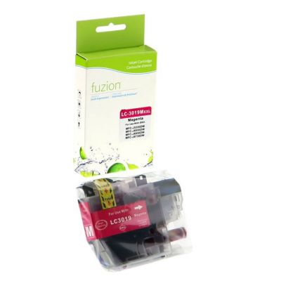 Brother LC3019  magenta • cartouche compatible