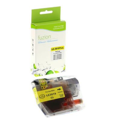 Brother LC3019 jaune • cartouche compatible